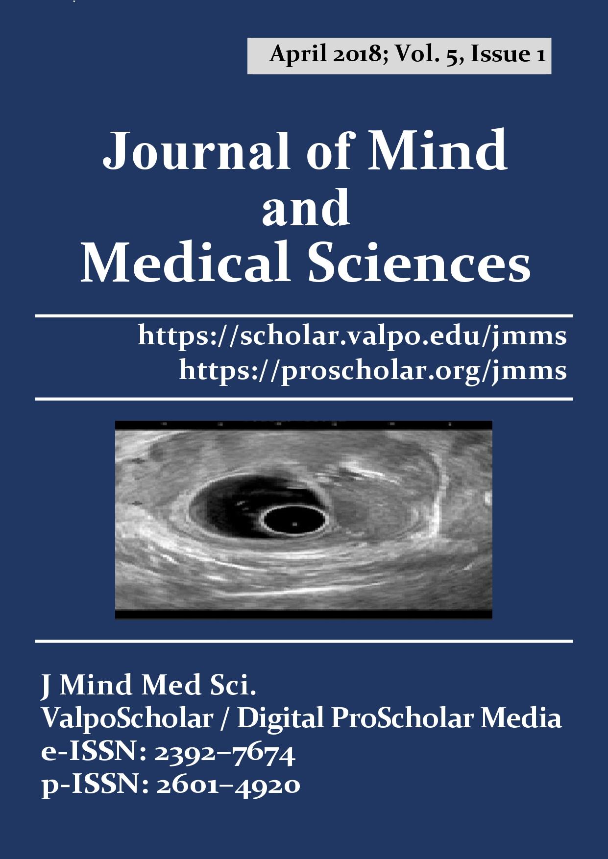 J Mind Med Sci.